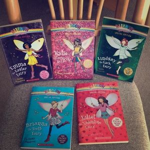 Special Edition Rainbow Magic Fairy Books